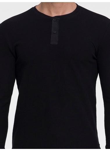 Loft Tişört Siyah